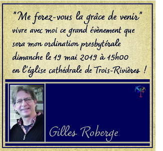 gilles roberge ordination presbyterale